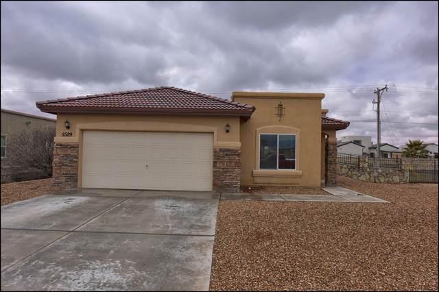 5529 Valley Maple Drive, El Paso, TX 79932 (MLS #822503) :: Preferred Closing Specialists