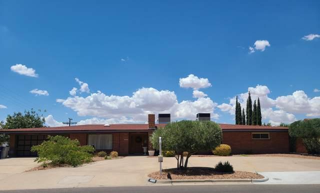 4009 Flamingo Drive, El Paso, TX 79902 (MLS #822709) :: Red Yucca Group