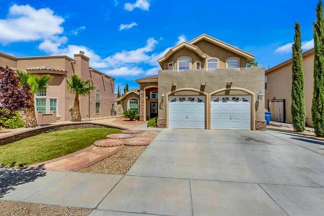 6424 Berringer Street, El Paso, TX 79932 (MLS #822723) :: Preferred Closing Specialists