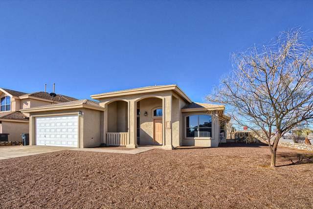 821 Paseo De Suerte Drive, El Paso, TX 79928 (MLS #822851) :: Preferred Closing Specialists