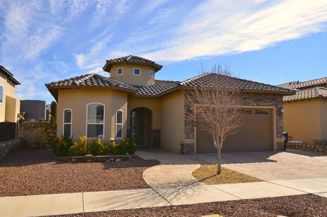 1124 Marathon Place, El Paso, TX 79928 (MLS #822867) :: The Purple House Real Estate Group