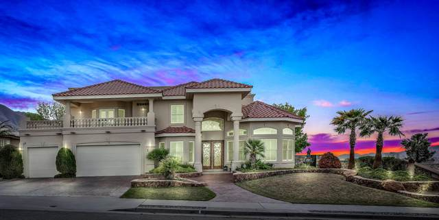 196 Cactus Pointe Court, El Paso, TX 79912 (MLS #822932) :: Preferred Closing Specialists