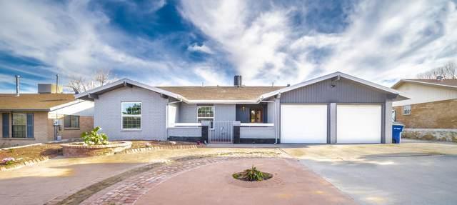 10518 Crete Drive, El Paso, TX 79924 (MLS #823157) :: Preferred Closing Specialists