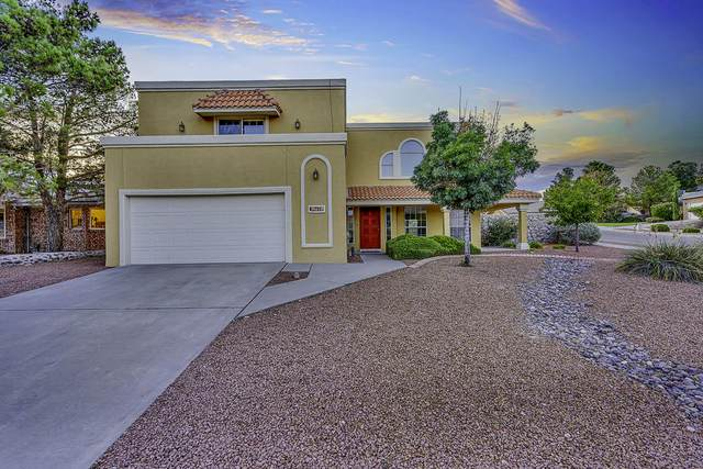 721 Patio Feliz Lane, El Paso, TX 79912 (MLS #823706) :: The Purple House Real Estate Group