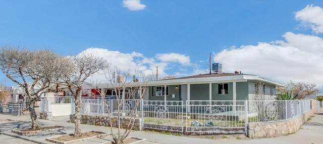 240 Papaya Street, El Paso, TX 79915 (MLS #824264) :: Preferred Closing Specialists