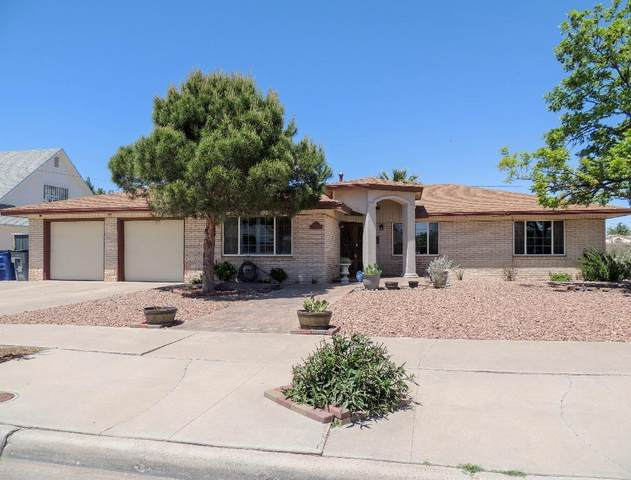 8517 Parkland Drive, El Paso, TX 79925 (MLS #824332) :: Preferred Closing Specialists