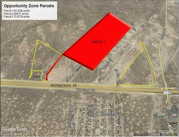 TBD Gateway West Boulevard W, Unincorporated, TX 99999 (MLS #824561) :: Preferred Closing Specialists