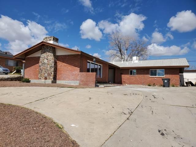 3017 Harrison Avenue, El Paso, TX 79930 (MLS #824800) :: Preferred Closing Specialists