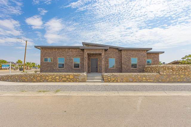 14429 Donny Murray Lane, Horizon City, TX 79928 (MLS #824831) :: Mario Ayala Real Estate Group