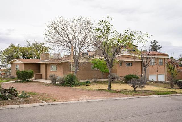 3100 Titanic Avenue, El Paso, TX 79904 (MLS #824881) :: Preferred Closing Specialists