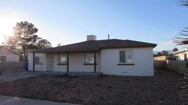 241 Edith Drive, El Paso, TX 79915 (MLS #825179) :: Preferred Closing Specialists