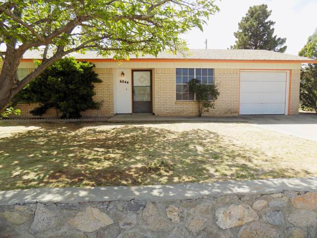 6044 Deer Avenue, El Paso, TX 79924 (MLS #825412) :: Preferred Closing Specialists