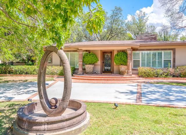 5030 Vista Del Monte Street, El Paso, TX 79922 (MLS #825662) :: Mario Ayala Real Estate Group
