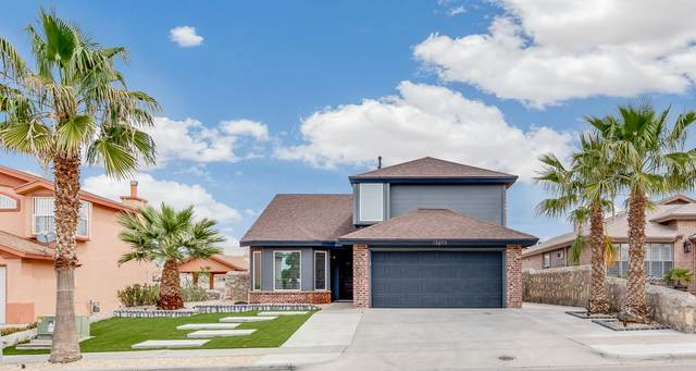 12075 Sterling Mary Way, El Paso, TX 79936 (MLS #825684) :: Mario Ayala Real Estate Group