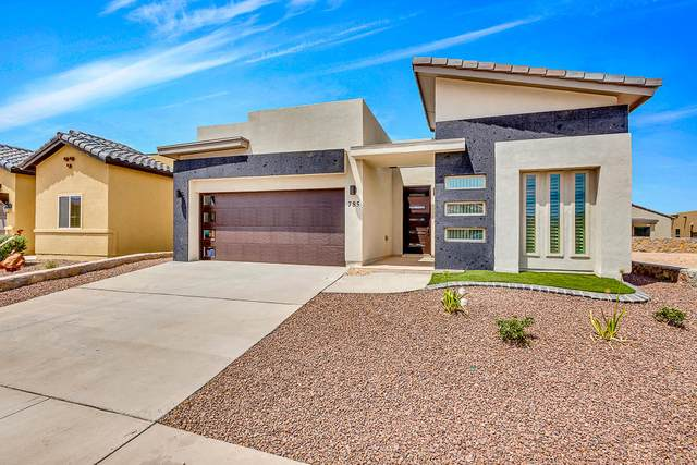 12320 Desert Hawk, El Paso, TX 79938 (MLS #825904) :: Preferred Closing Specialists