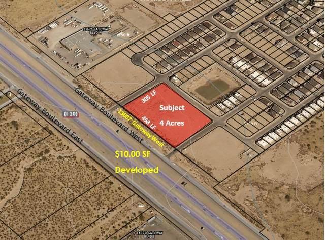 13687 Gateway Boulevard W, El Paso, TX 79928 (MLS #826557) :: The Purple House Real Estate Group