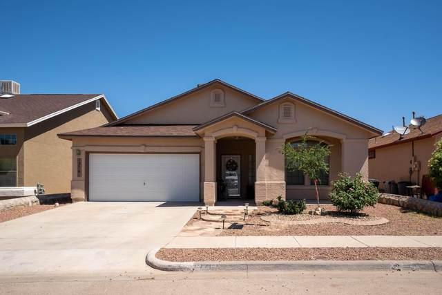 13761 Paseo Las Nubes Drive, El Paso, TX 79928 (MLS #826579) :: Preferred Closing Specialists