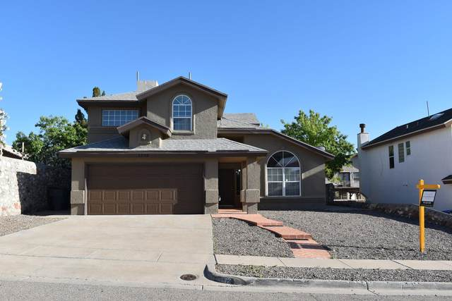 1332 Black Ridge Drive, El Paso, TX 79912 (MLS #827068) :: Preferred Closing Specialists