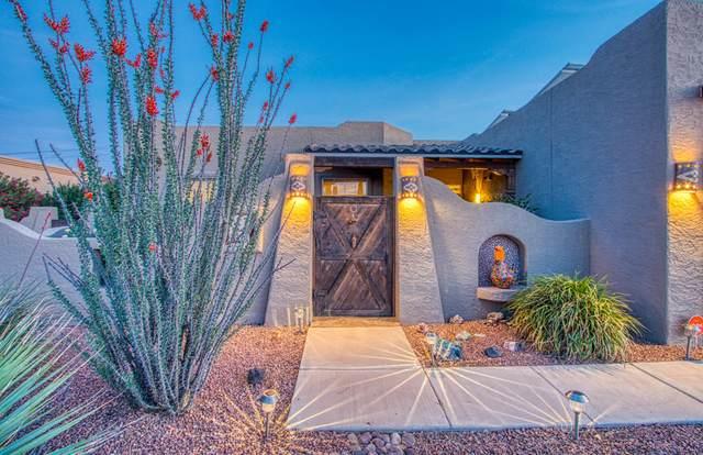 728 Maxie Marie Drive, El Paso, TX 79932 (MLS #827090) :: The Matt Rice Group