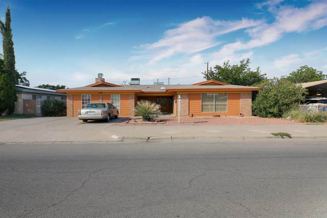 5357 Annette Avenue, El Paso, TX 79924 (MLS #827396) :: Jackie Stevens Real Estate Group brokered by eXp Realty