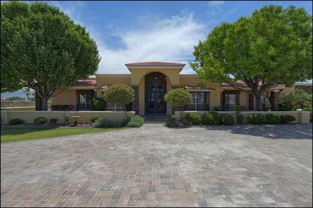 34 Cielo Vista, Anthony, NM 88021 (MLS #827415) :: The Purple House Real Estate Group