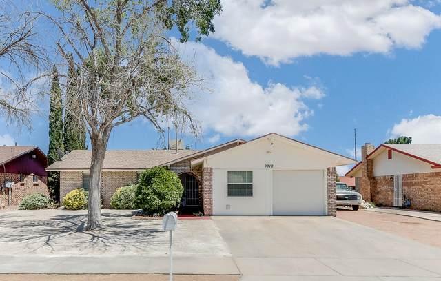 9312 R J Wood Place, El Paso, TX 79924 (MLS #827752) :: Preferred Closing Specialists