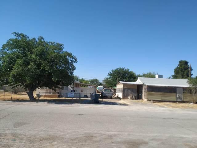304 & 308 Kitt Road, El Paso, TX 79915 (MLS #828162) :: Preferred Closing Specialists