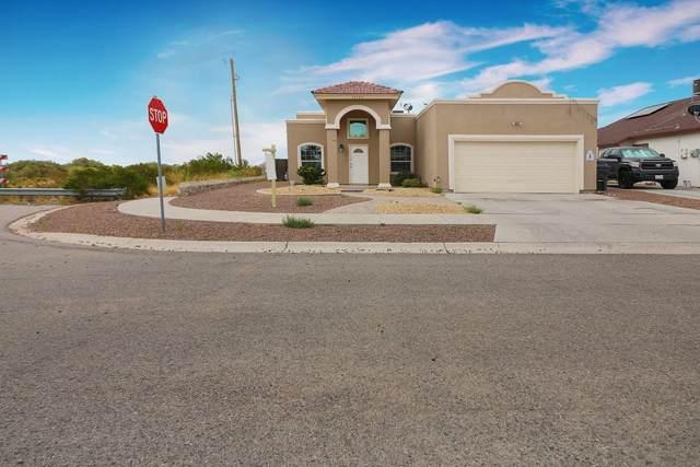 14380 Desert Wind Drive, Horizon City, TX 79928 (MLS #828557) :: Jackie Stevens Real Estate Group brokered by eXp Realty