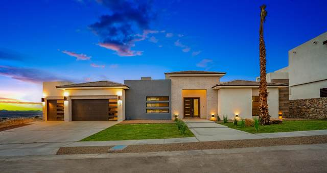 5921 Ojo De Agua Drive, El Paso, TX 79912 (MLS #828761) :: The Matt Rice Group