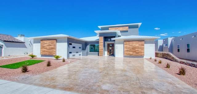5838 Juniper Creek Drive, El Paso, TX 79932 (MLS #828772) :: Mario Ayala Real Estate Group