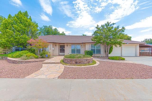 10300 Allway Drive, El Paso, TX 79925 (MLS #828957) :: Mario Ayala Real Estate Group