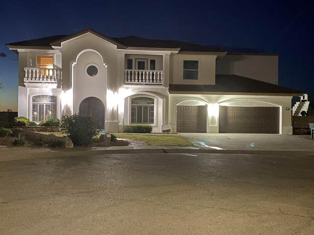 6737 Heritage Ridge Way, El Paso, TX 79912 (MLS #829208) :: Preferred Closing Specialists