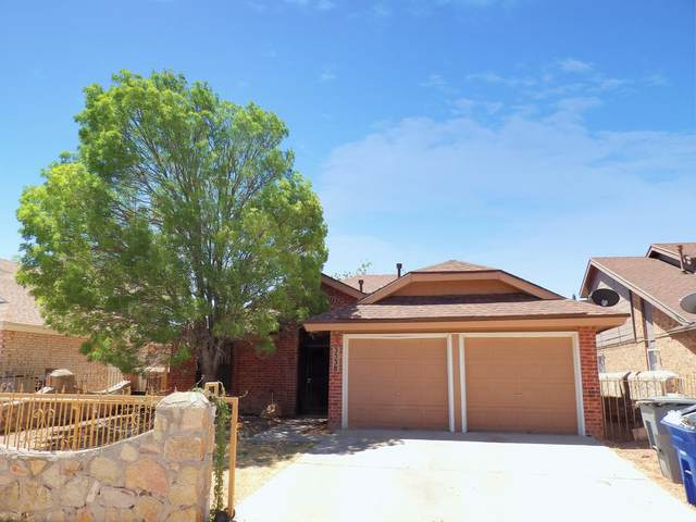 3538 Broken Arrow Drive, El Paso, TX 79936 (MLS #829269) :: Preferred Closing Specialists