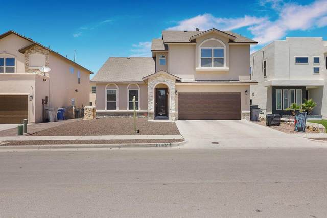 12629 Josie Tinajero Avenue, El Paso, TX 79928 (MLS #829298) :: The Matt Rice Group