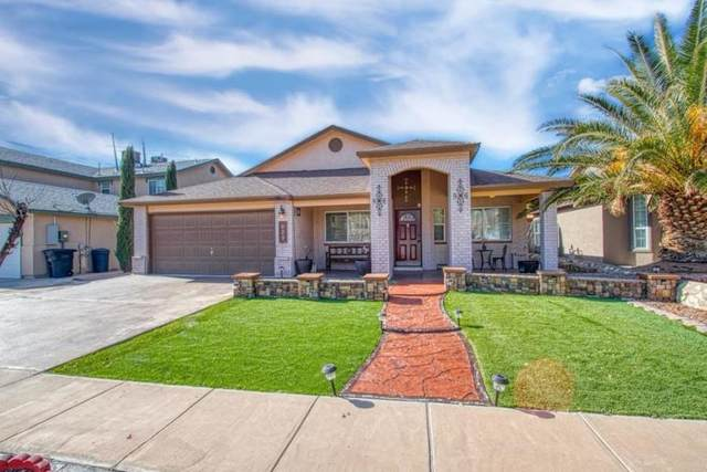 629 Paseo Mision Street, Horizon City, TX 79928 (MLS #829595) :: Jackie Stevens Real Estate Group brokered by eXp Realty