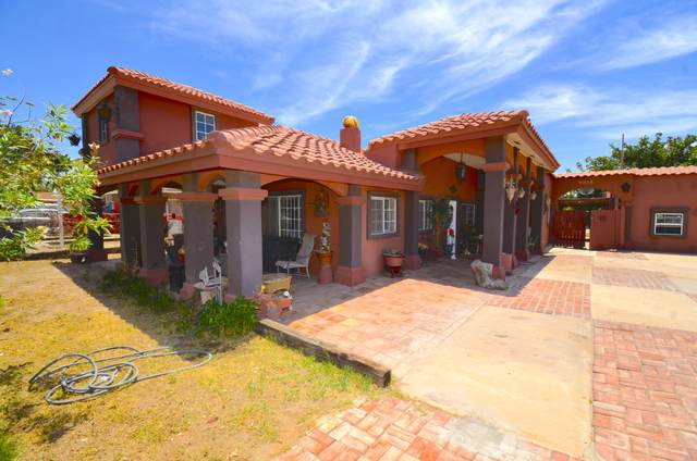 8014 Gilbert Drive, El Paso, TX 79907 (MLS #829656) :: Jackie Stevens Real Estate Group brokered by eXp Realty