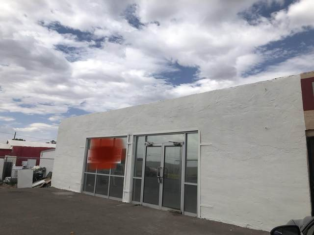 6324 Doniphan Drive B, El Paso, TX 79932 (MLS #829712) :: Preferred Closing Specialists