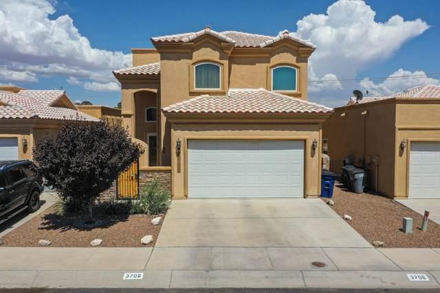 3706 Grand Bahamas Drive, El Paso, TX 79936 (MLS #830165) :: Mario Ayala Real Estate Group
