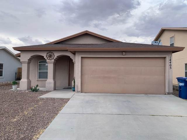 14405 Spanish Point Drive, El Paso, TX 79938 (MLS #830275) :: Mario Ayala Real Estate Group