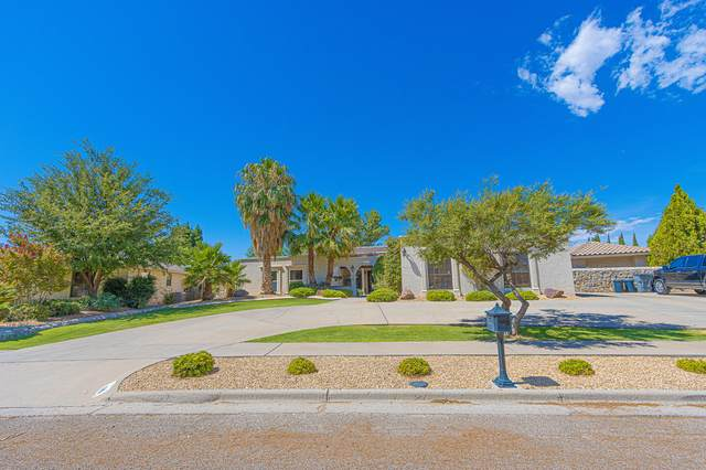 1613 Tommy Aaron Drive, El Paso, TX 79936 (MLS #830310) :: Mario Ayala Real Estate Group
