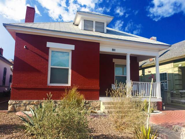 811 W W Missouri Avenue, El Paso, TX 79902 (MLS #830403) :: Mario Ayala Real Estate Group