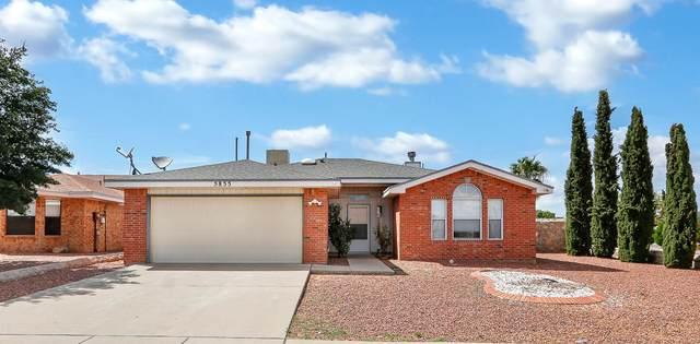 5855 Devontry Drive, El Paso, TX 79934 (MLS #830526) :: Mario Ayala Real Estate Group