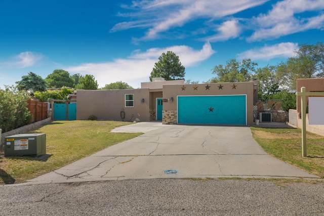129 Serrania Drive, El Paso, TX 79932 (MLS #830818) :: Jackie Stevens Real Estate Group brokered by eXp Realty