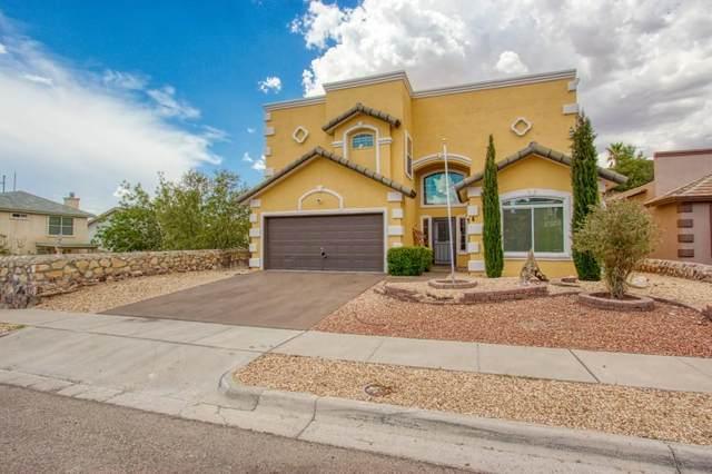 6445 Dakota Ridge Drive, El Paso, TX 79912 (MLS #831014) :: The Matt Rice Group