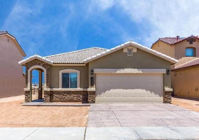 11520 Wayne Carreon Street, El Paso, TX 79927 (MLS #831114) :: Red Yucca Group