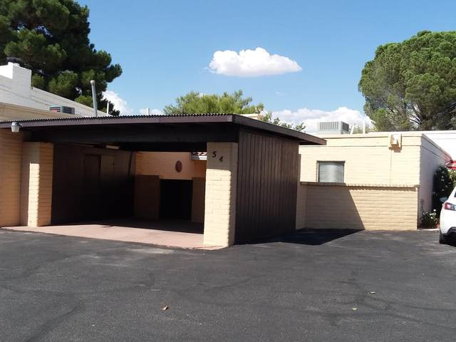 15000 Ashford Street #54, Horizon City, TX 79928 (MLS #831191) :: Jackie Stevens Real Estate Group brokered by eXp Realty