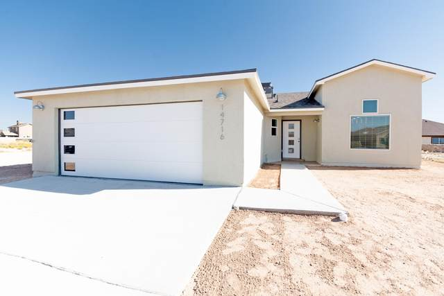 14716 Mountain Breeze Avenue, Horizon City, TX 79928 (MLS #831212) :: Preferred Closing Specialists