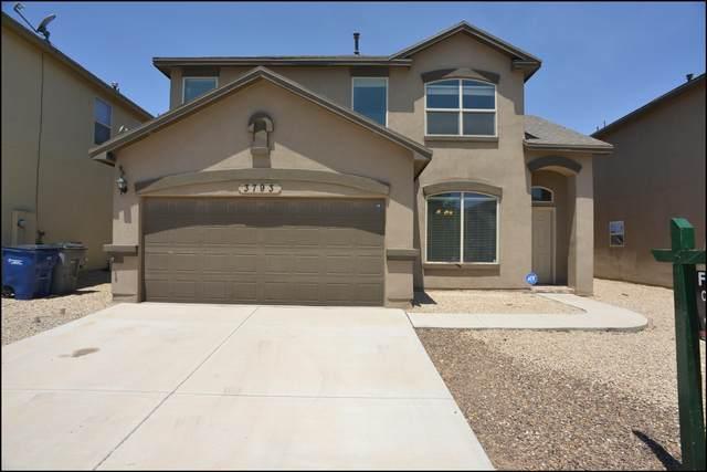 3793 Loma Caldera, El Paso, TX 79938 (MLS #831419) :: The Matt Rice Group