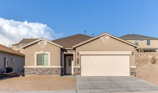 11551 Leonor Duran Street, El Paso, TX 79927 (MLS #831489) :: The Matt Rice Group