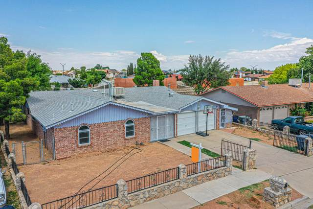 5201 Sweetwater Drive, El Paso, TX 79924 (MLS #831535) :: The Matt Rice Group